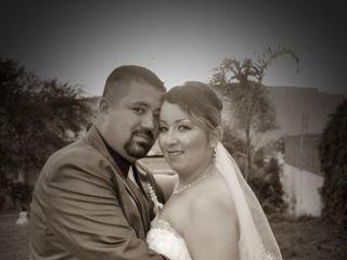 La boda de Toñita y Óscar
