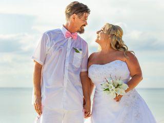La boda de Audree y Patrick