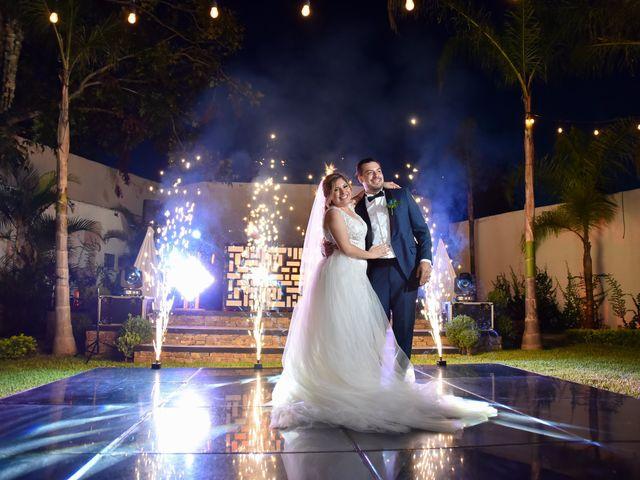 La boda de Liz y Jimy