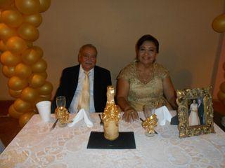 La boda de Eusebio  y Concepción  3