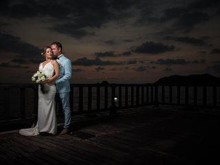 La boda de Alma y Jonathan