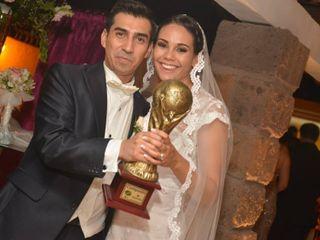 La boda de Iliana y José Ángel
