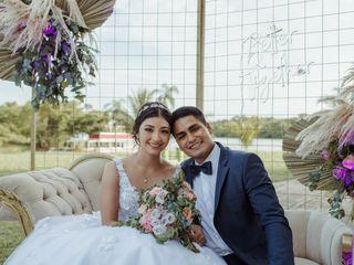 La boda de Gabriel y Karen