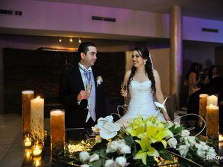 La boda de Melany y Jorge 1