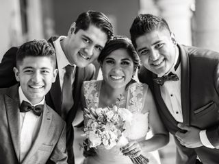 La boda de Pablo y Fátima 2