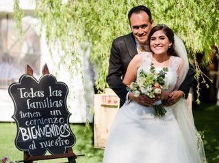 La boda de Pablo y Fátima
