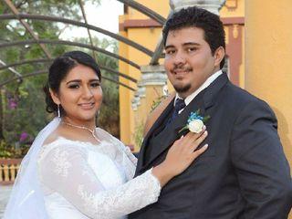 La boda de Valeria Anahí y Fidencio Javier