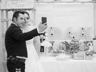 La boda de Daniela y Kristian 2