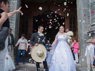La boda de Daniela y Kristian