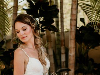 La boda de Amanda y Brett 1