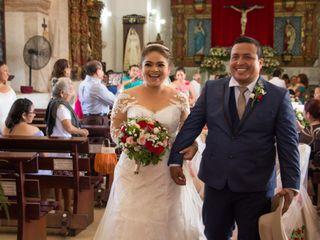 La boda de Esther y Juan