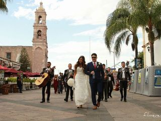 La boda de Cynthia y Daniel 1