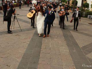 La boda de Cynthia y Daniel 2