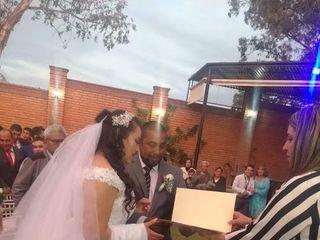 La boda de Balbi  y Adán  1