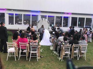 La boda de Balbi  y Adán  3