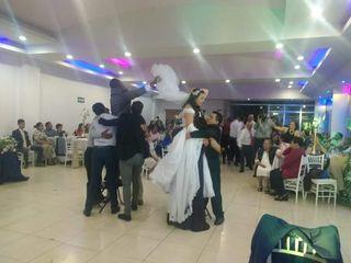 La boda de Balbi  y Adán  2