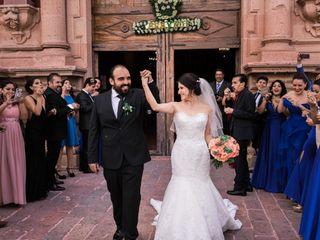La boda de Mayela y Mauricio 3