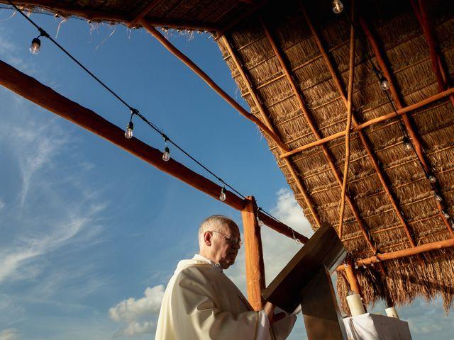 La boda de Nelson y Claudia en Cancún, Quintana Roo 1