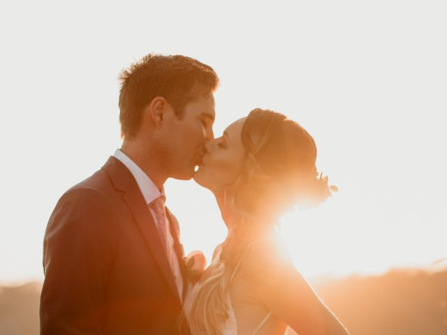 La boda de Amanda y Brett