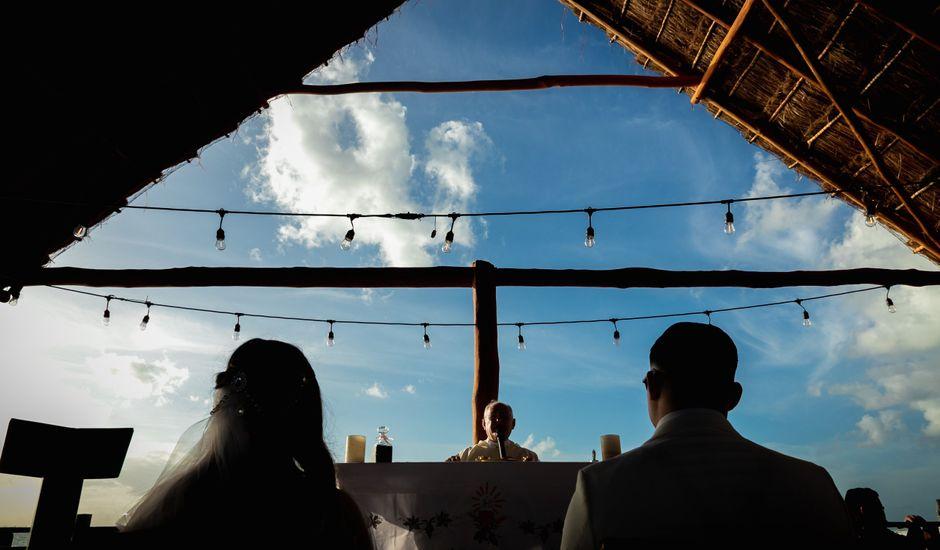 La boda de Nelson y Claudia en Cancún, Quintana Roo
