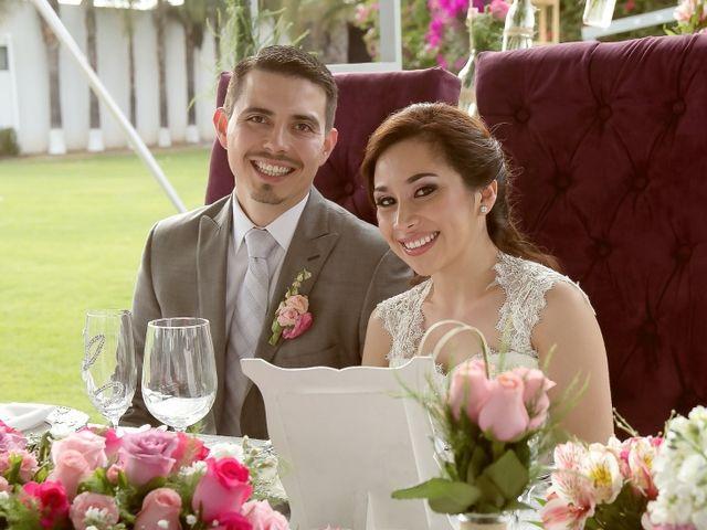 La boda de Claudia y Obed