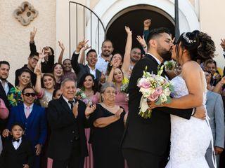 La boda de Nancy y José