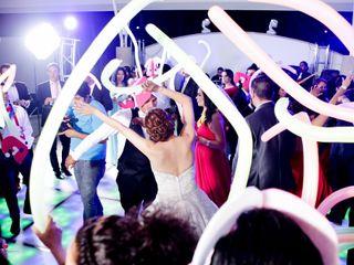 La boda de Karina y Abraham 1