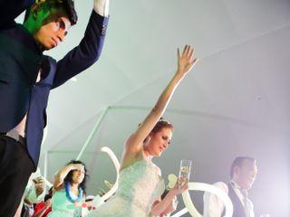 La boda de Karina y Abraham 2