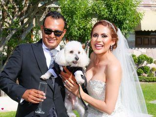 La boda de Karina y Abraham