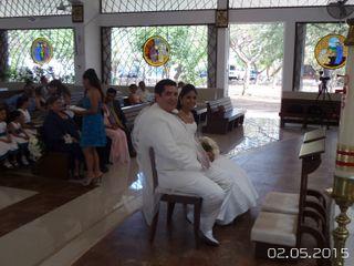 La boda de Darinka  y Bruno 1