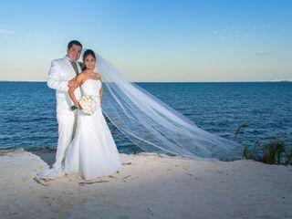 La boda de Darinka  y Bruno