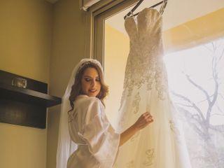 La boda de Lili Benavides y Omar Vigueras 1