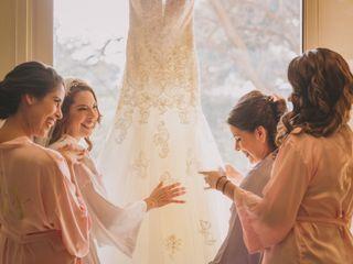 La boda de Lili Benavides y Omar Vigueras 2