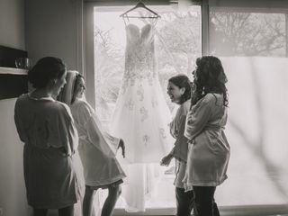 La boda de Lili Benavides y Omar Vigueras 3