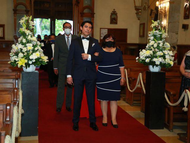 La boda de Manuel y Sara en Guadalajara, Jalisco 4