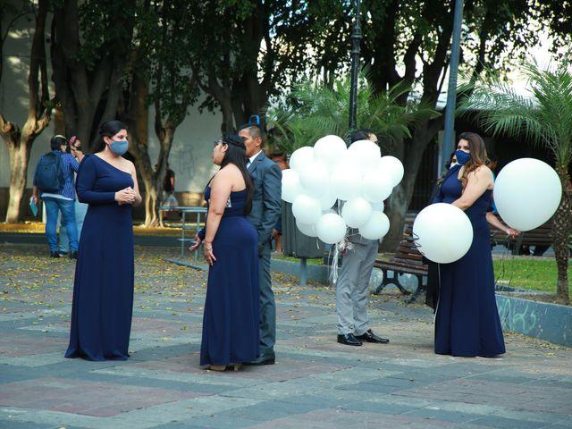 La boda de Manuel y Sara en Guadalajara, Jalisco 6