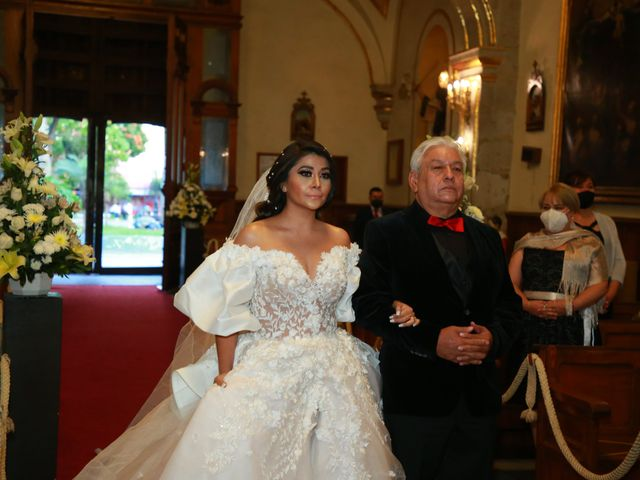 La boda de Manuel y Sara en Guadalajara, Jalisco 9