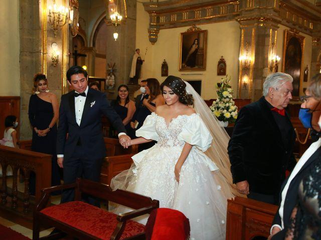 La boda de Manuel y Sara en Guadalajara, Jalisco 10