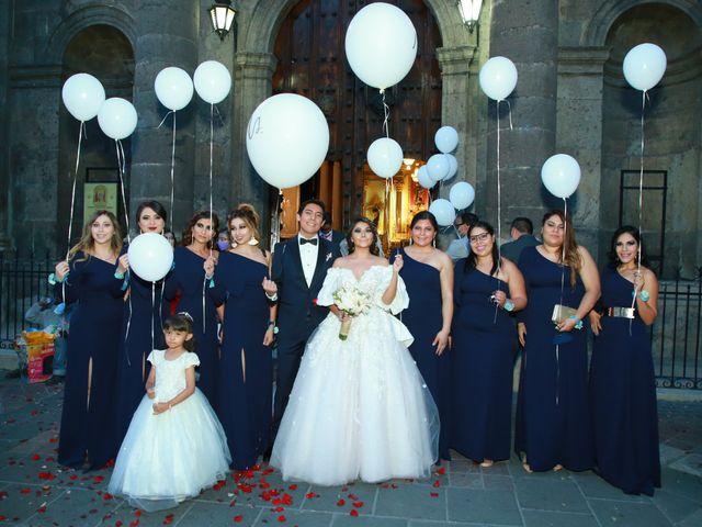 La boda de Manuel y Sara en Guadalajara, Jalisco 16