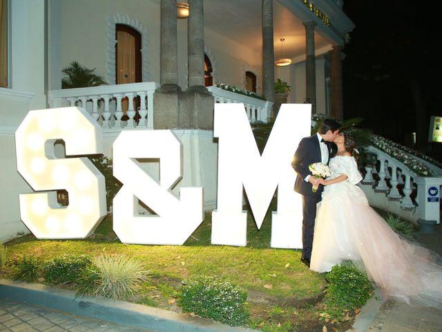 La boda de Manuel y Sara en Guadalajara, Jalisco 18