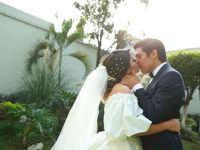 La boda de Manuel y Sara en Guadalajara, Jalisco 30