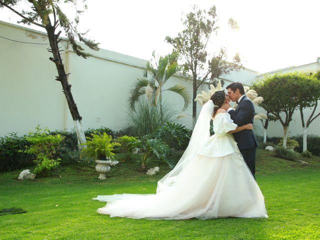 La boda de Manuel y Sara en Guadalajara, Jalisco 2