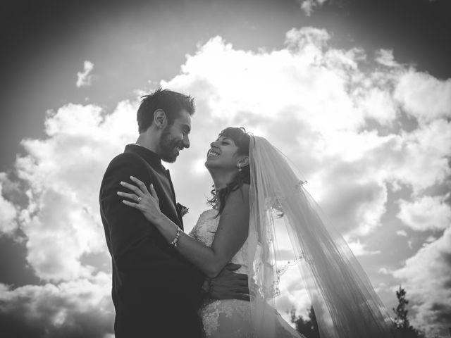 La boda de Veronique y Tona