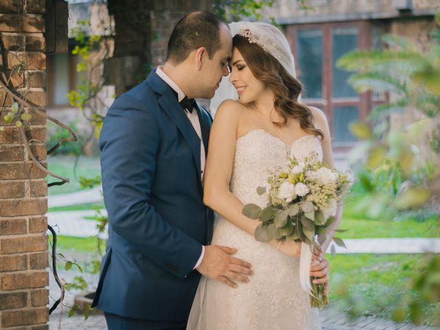 La boda de Lili Benavides y Omar Vigueras