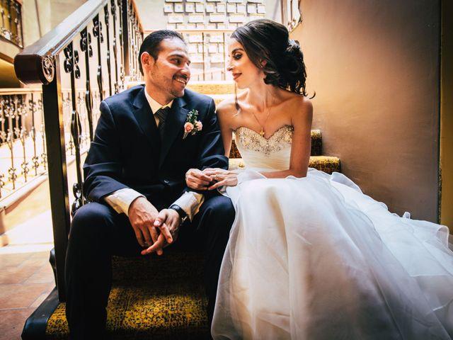 La boda de Marcela y Christian