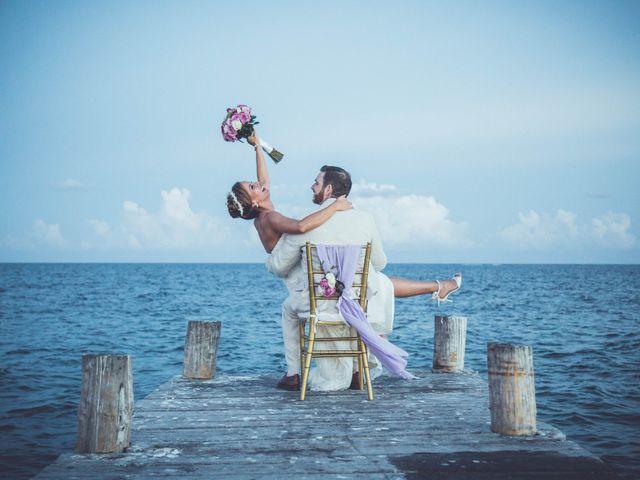 La boda de Selene y Juan