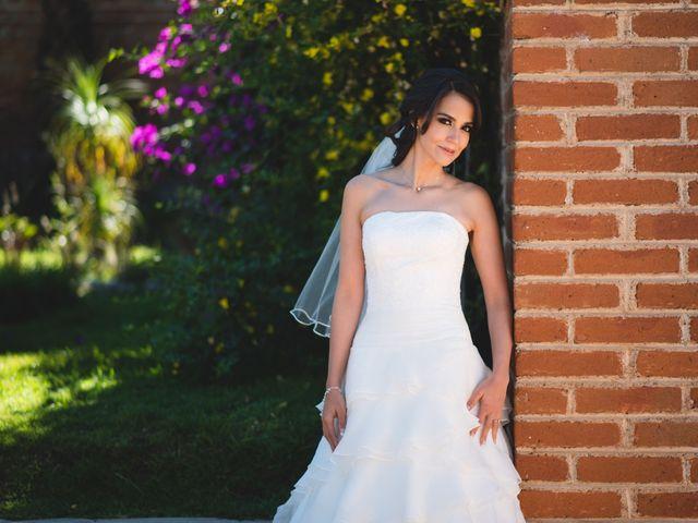 La boda de Mariley y Issac en Zempoala, Hidalgo 11