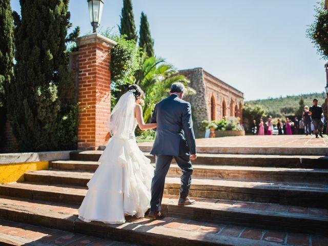 La boda de Mariley y Issac en Zempoala, Hidalgo 17