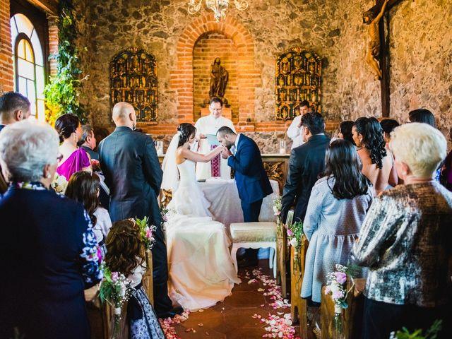 La boda de Mariley y Issac en Zempoala, Hidalgo 21