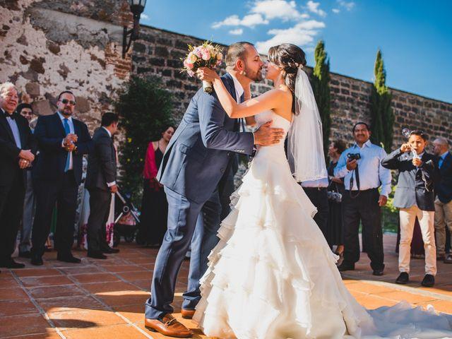 La boda de Issac y Mariley